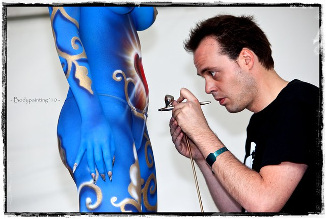 final art bodypainting photo 2