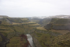 Palouse Falls (* Ian Rogers *) Tags: mist fall river waterfall washington falls gorge palouse palousefalls