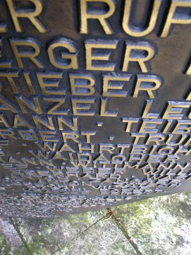 OPFER by Wolfgang Wildner