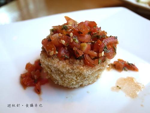 outback超值套餐開胃菜蟹餅