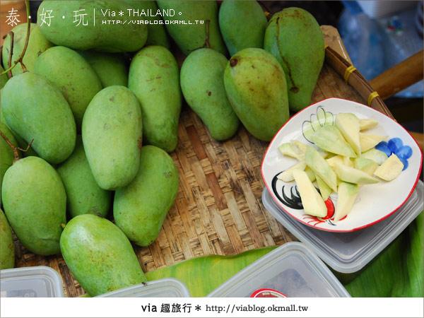 【泰國小吃】泰好吃~大城水上市場美味小吃呷通海!20