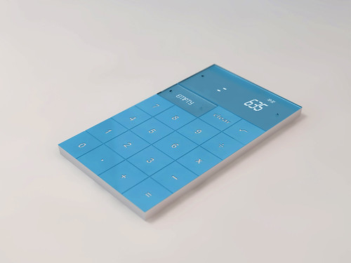 Calculator by Alex Hulme