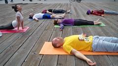 Yoga - San Francisco (ynottony.com) Tags: yoga pier san francisco class 39 savasana