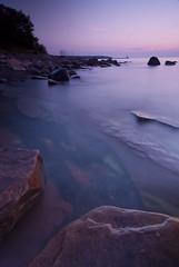 sunset at McLain (adonyvan) Tags: longexposure sunset nikon superior nd gnd tokina1224mm d3000
