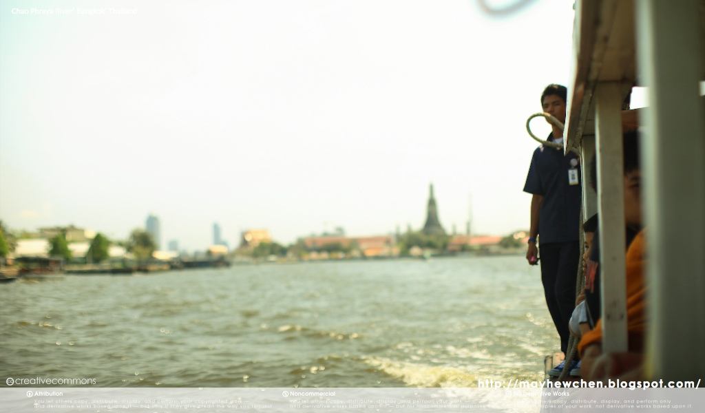 Chao Phraya River 05