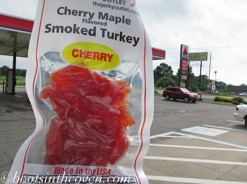 Cherry Flavored Turkey Jerky