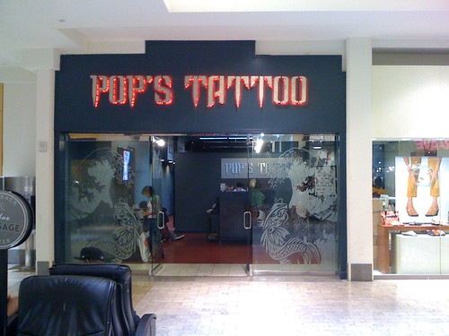 Pop's Tattoo, Wheaton Plaza