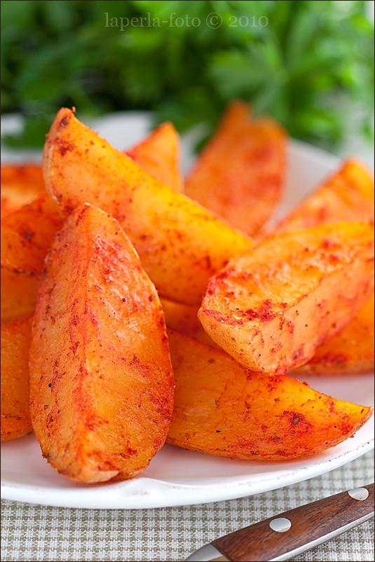 "Potato ""Tandoori"""