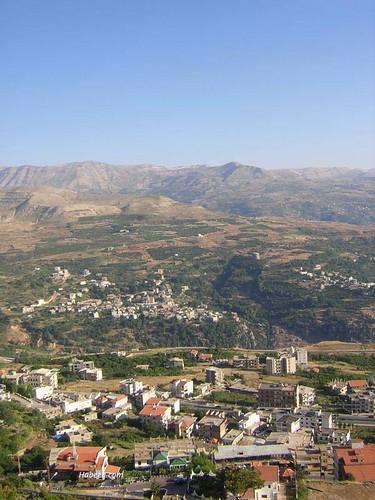 10地中海型氣候 - 黎巴嫩