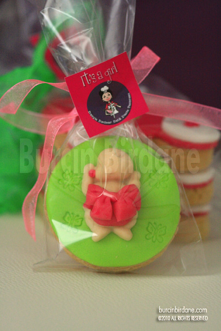 Baby Shower Cookie 8