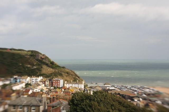 Hastings View Lensbaby