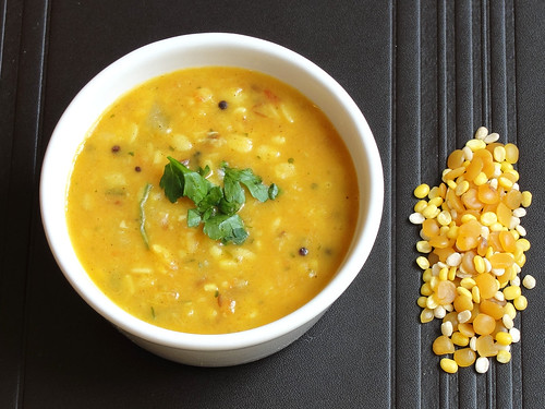 Three Lentil Daal