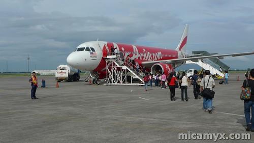 First AirAsia Flight