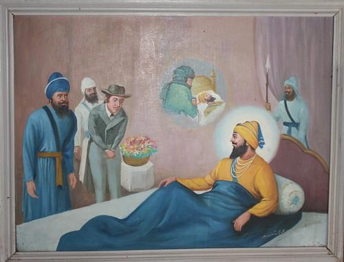 Guru Gobind Singh ji Kalgi Guru Gobind Singh ji Amp The