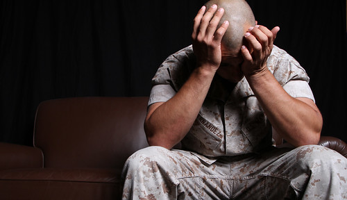 Battling PTSD