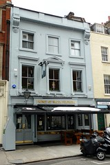Picture of Prince Of Wales Feathers, W1T 5LD