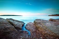 . (Dan. D.) Tags: ocean sea seascape water canon landscape coast long mark wide explore exposition ii 5d reef frontpage mkii markii 1635mm