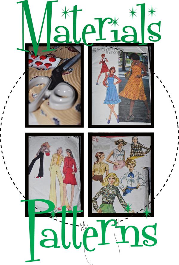 materials & Patterns