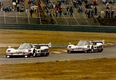 Jaguar XJR-11 - Nurburgring 1000Kms 1990 (mendaman) Tags: world sports c group prototype jaguar championships fia 1990 nurburgring 1000kms xjr11