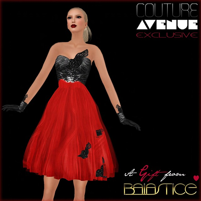 Couture AVENUE Gift :: Baiastice Mirna Dress
