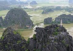 No Line On The Horizon (craigkass) Tags: asia southeastasia vietnam karst ninhbinh tamcoc pagaoda earthasia