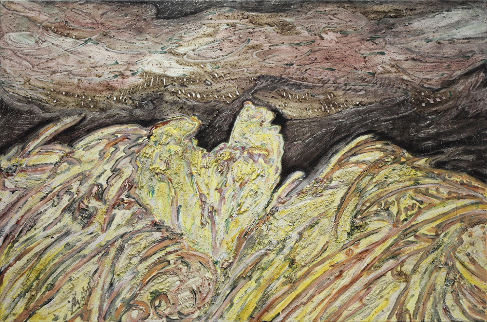 Linde Waber, Natur – Gelb [Nature – Yellow], 2006