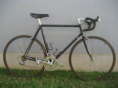 1987 Schwinn Waterford Paramount (See Anything) Tags: columbus bike bicycle vintage 1987 ace schwinn waterford dura paramount shimano duraace