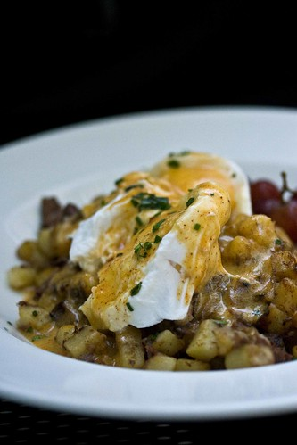 larry's beef cheek hash