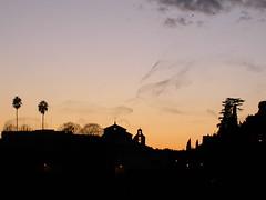 Tramonto a Roma (Ariannamiky) Tags: sunset rome roma tramonto cieloromano