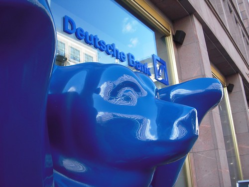 Deutsche Bank's Bear