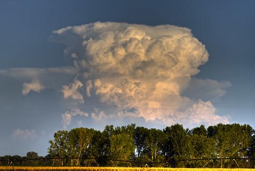 フリー写真素材, 自然・風景, 空, 雲, 嵐,