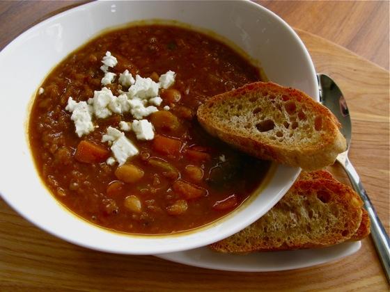 red lentil soup 004