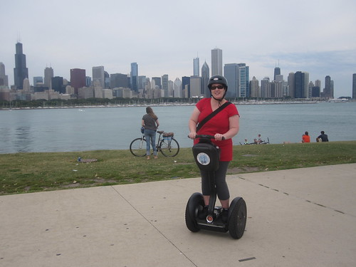 Segway and the city