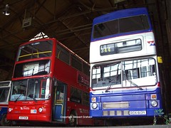 Trident invasion that never happened (MCW1987) Tags: street travel west london miller mk2 alexander dennis midlands metrobus trident twm mcw 2613 alx400 wmt ta17 rox613y v317kgw