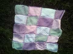 Josie's Blanket for Baby Stella