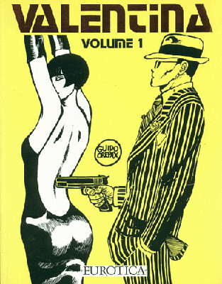 Valentina by Guido Crepax
