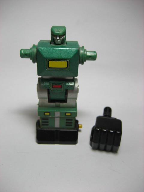 80's God Mars Toy