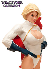 Powergirl Cover Girls of DC statue - 3 (dr_teng) Tags: statue dc adamhughes powergirl covergirls dcdirect