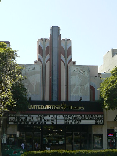 United Artists Theatre. Berkeley