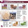 Small & Medium Cookie Jar