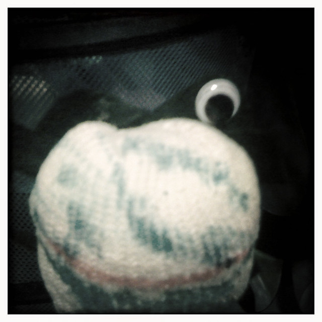 Toyland Chronicle - Sock Puppet