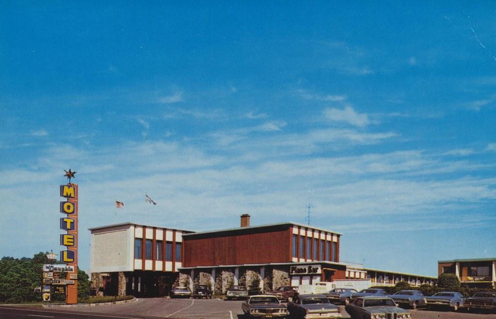 Le Dauphin Hotel-Motel - Drummondville, Quebec