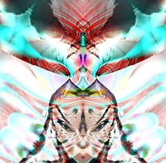 ESPIRITU MOHICANO (HORACIO JOSE CAROL LUGONES) Tags: fiesta y abstracto rococo bizarro neutro flamingpear practico indefinido iridiscente emblematico fantasioso impredecible art2010 personallibre acorazonado digitalespiritual