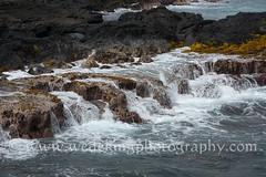 hawaii-waves-rocks-0192 (wedekingphotography) Tags: ocean water rock hawaii lava bigisland crashingwave