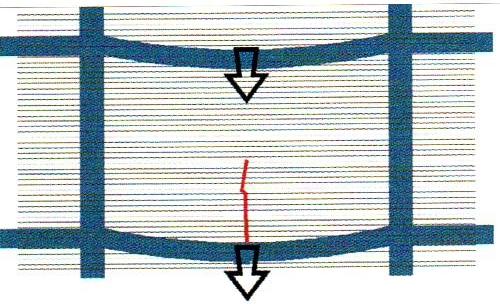 flecha forjado