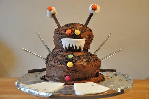 alien cake