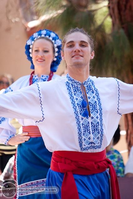 Ukrainian Festival in Balboa Park 90510 © Michael Klayman-009