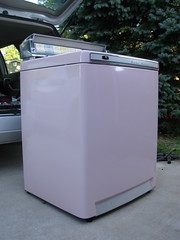 1959 Lady Kenmore washer after cleaning 07