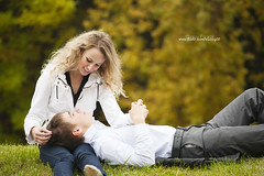 Happy couple (alexey05) Tags: family autumn two people woman man male fall love beautiful face look female standing outside happy eyes hug kissing couple pair young handsome lifestyle romance together harmony expressive romantic positive lying embrace intimate adults emotions relations closely