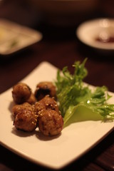 Kobachi - chicken meatballs